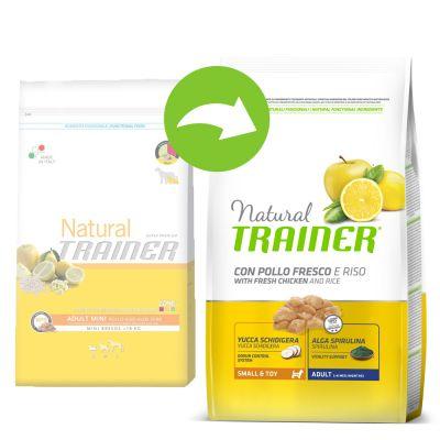 Trainer Natural Mini Chicken, Rice and Aloe vera - 7 kg
