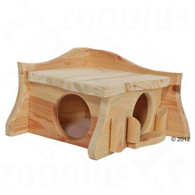 houten-knaagdierhuisje-pavillion-l-38-x-t-31-x-h-20-cm