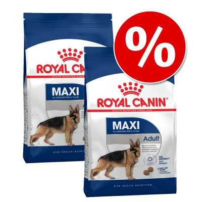Royal Canin Size -säästöpakkaus - 2 x 12 kg Medium Starter Mother & Babydog