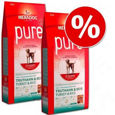 Foto Set risparmio! 2 x Meradog - Care High Premium Light (2 x 12,5 kg) Meradog High Premium Care Set risparmio Mera Dog