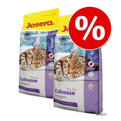 Ekonomipack: 2 x 10 kg Josera kattfoder – Catelux