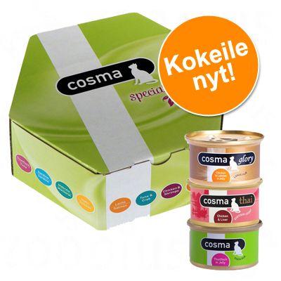 Cosma Special Edition Box – 14 x 85 g