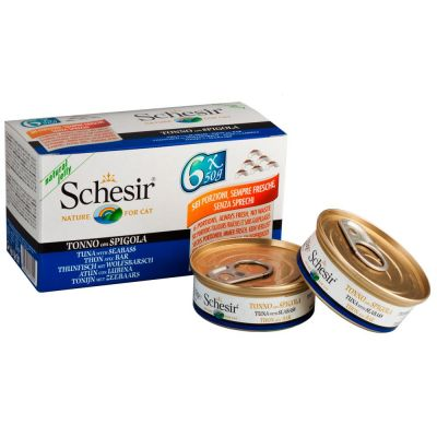 Multipack Schesir Small in Gelee 24 x 50 g