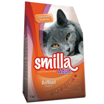 Smilla Adult Fågel – 1 kg
