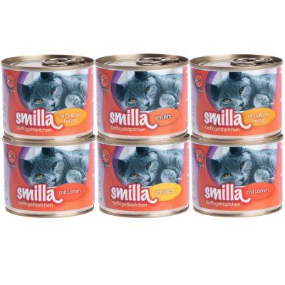 Smilla Geflügeltöpfchen Probiermix