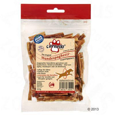 Original Carnello -koiranspagetti koulutuspakkauksessa - 100 g