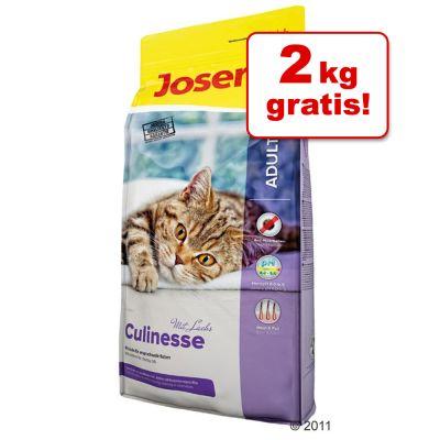 10 kg + 2 kg på köpet! 12 kg Josera katt-torrfoder – SensiCat