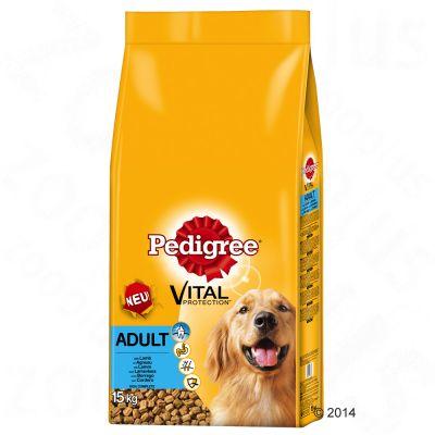 pedigree-adult-met-lam-hondenvoer-15-kg