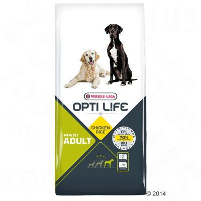 Opti Life Adult Maxi - 12,5 kg