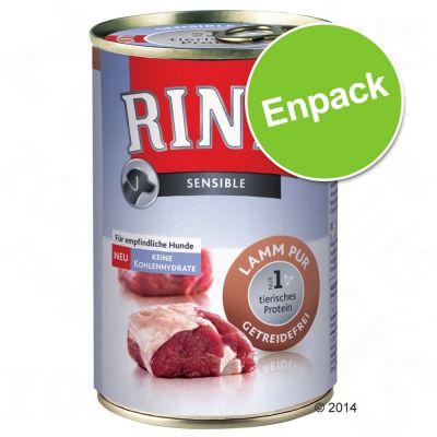 Rinti Sensible Pure 1 x 400 g – Nötkött