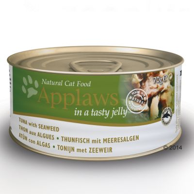 Applaws in Jelly 6 x 70 g - tonnikala & merilevä