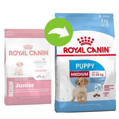 Royal Canin Medium Puppy / Junior - säästöpakkaus: 2 x 15 kg
