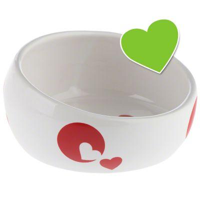 zoolove ergonomisk keramikskål – 250 ml
