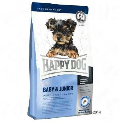 happy-dog-supreme-mini-baby-junior-hondenvoer-4-kg