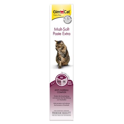 GimCat Malt-Soft Paste Extra - 2 x 200 g