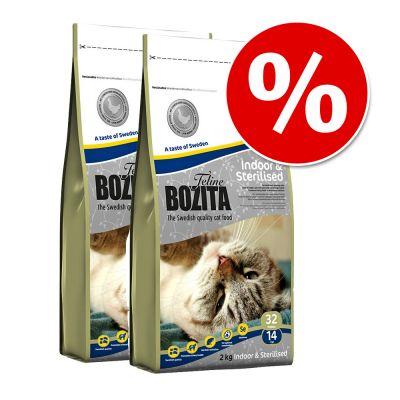 Säästöpakkaus Bozita 2 x 2 kg - Grain Free Single Protein Chicken