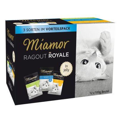 Gemischtes Probierpack Miamor Ragout Royale