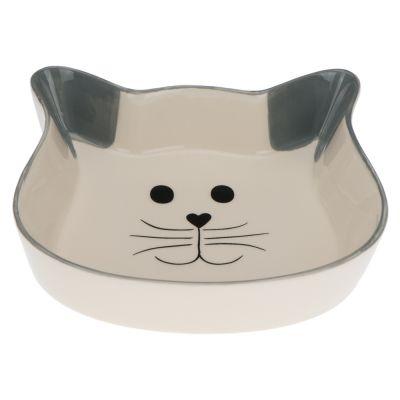 Trixie Keramiknapf Katzengesicht