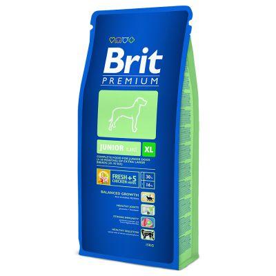 Brit Premium Junior XL - 2 x 15 kg