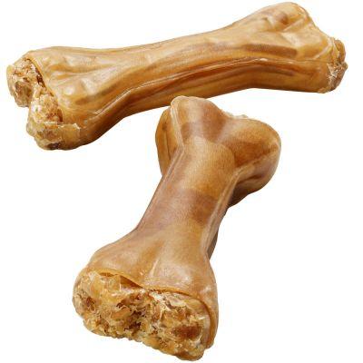 Žvýkací kosti ze 100  percent koňské kůže 3 x 12 cm