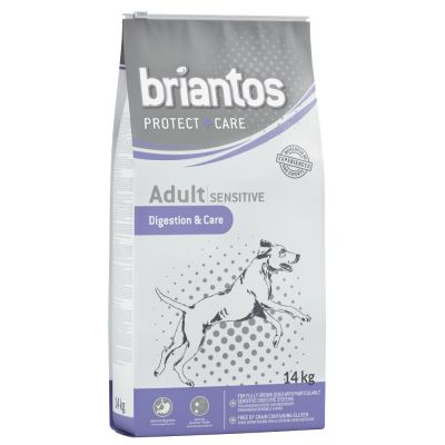 14 kg Briantos protect care adult sensitive digestion care