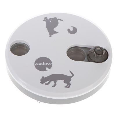 zoolove inteligenční hračka Spinning Wheel Ø 24 cm