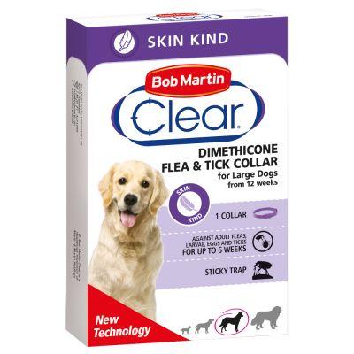 Bob Martin Clear Ungezieferhalsband für Hunde