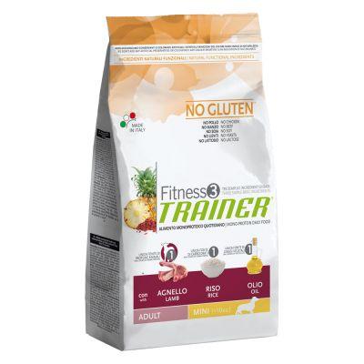 Trainer Fitness 3 Adult Mini Lamb & Rice - säästöpakkaus: 2 x 7,5 kg