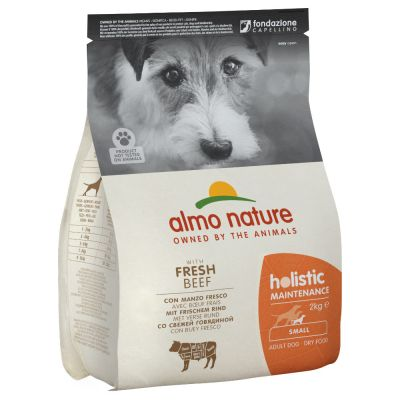 Almo Nature Holistic Adult Beef & Rice Small - 2 kg