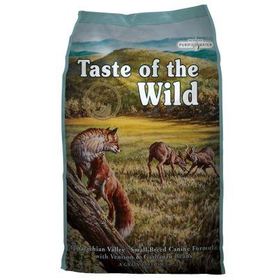 Taste of the Wild Small Breed Appalachian Valley - 6 kg