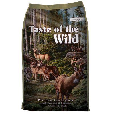 Taste of the Wild Pine Forest - 2 kg
