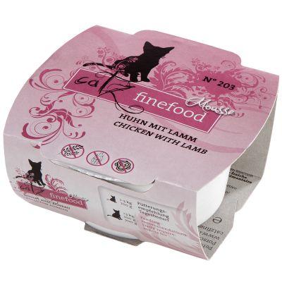 Catz Finefood Mousse - 16 x 100 g
