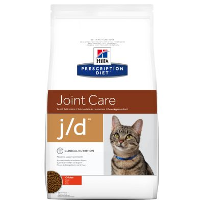 Hill´s Prescription Diet Feline j/d Joint Care - kana - säästöpakkaus: 2 x 5 kg