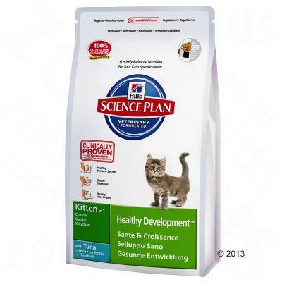 hill-feline-kitten-tonijn-kattenvoer-2-kg