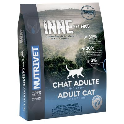 Nutrivet Inne Cat Adult Fish - 6 kg