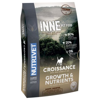 Nutrivet Inne Dog Growth - 12 kg