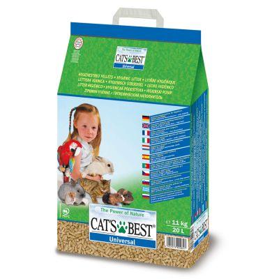 Cat's Best Universal - säästöpakkaus: 2 x 20 l