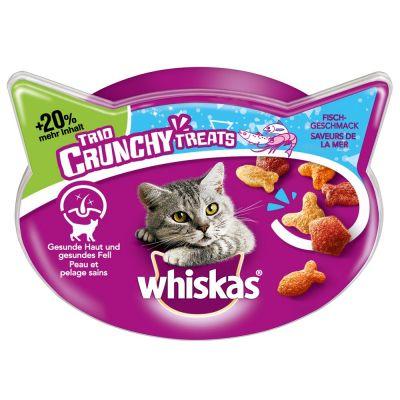 Whiskas Trio Crunchy Treats - 66 g liha