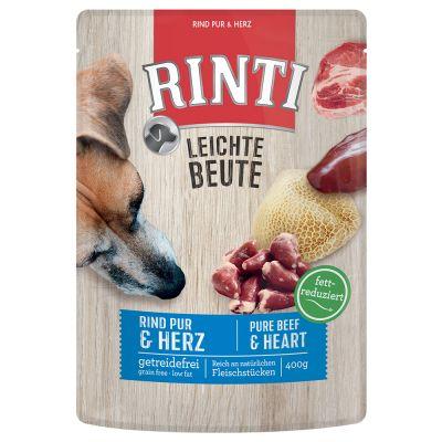 Multipack RINTI Leichte Beute Pouch 30 x 400 g