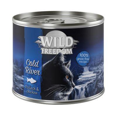 "Wild Freedom ""Cold River"" - Zalm en Kip"