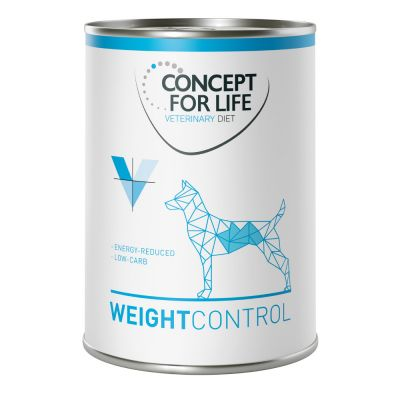 Concept for Life Veterinary Diet Weight Control 24 x 400 g
