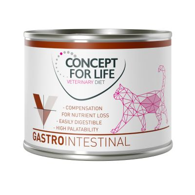 Concept for Life Veterinary Diet Gastro Intestinal - 6 x 200 g
