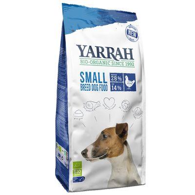 Yarrah pienso ecológico para perros pequeños - 2 x 5 kg - Pack Ahorro