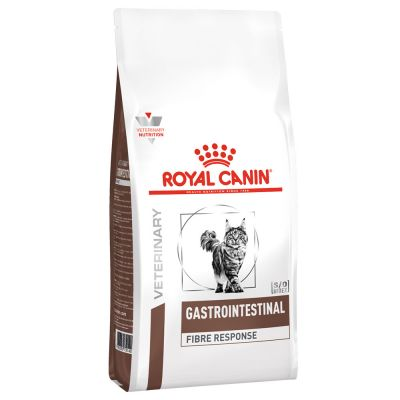 Royal Canin Veterinary Diet Feline Gastro Intestinal Fibre Response - 4 kg