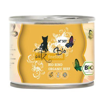 catz finefood Bio 6 x 200 g