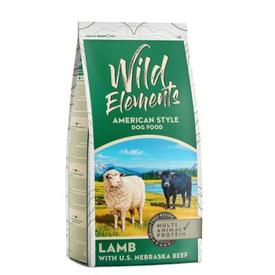 Wild Elements - lammas - 5 x 1 kg