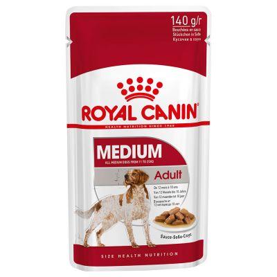 Royal Canin Medium Adult - 40 x 140 g