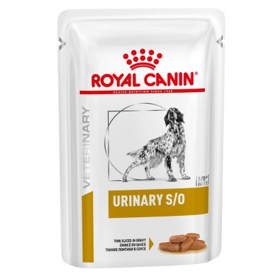 Royal Canin Canine Urinary S/O - Veterinary Diet - 12 x 100 g