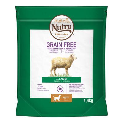Nutro Grain Free Puppy Lamb - 1,4 kg