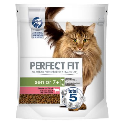 Perfect Fit Senior 7+ Rich in Beef - 750 g